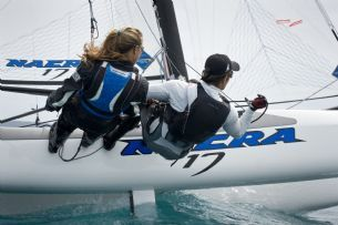 NACRA Sailing Boats